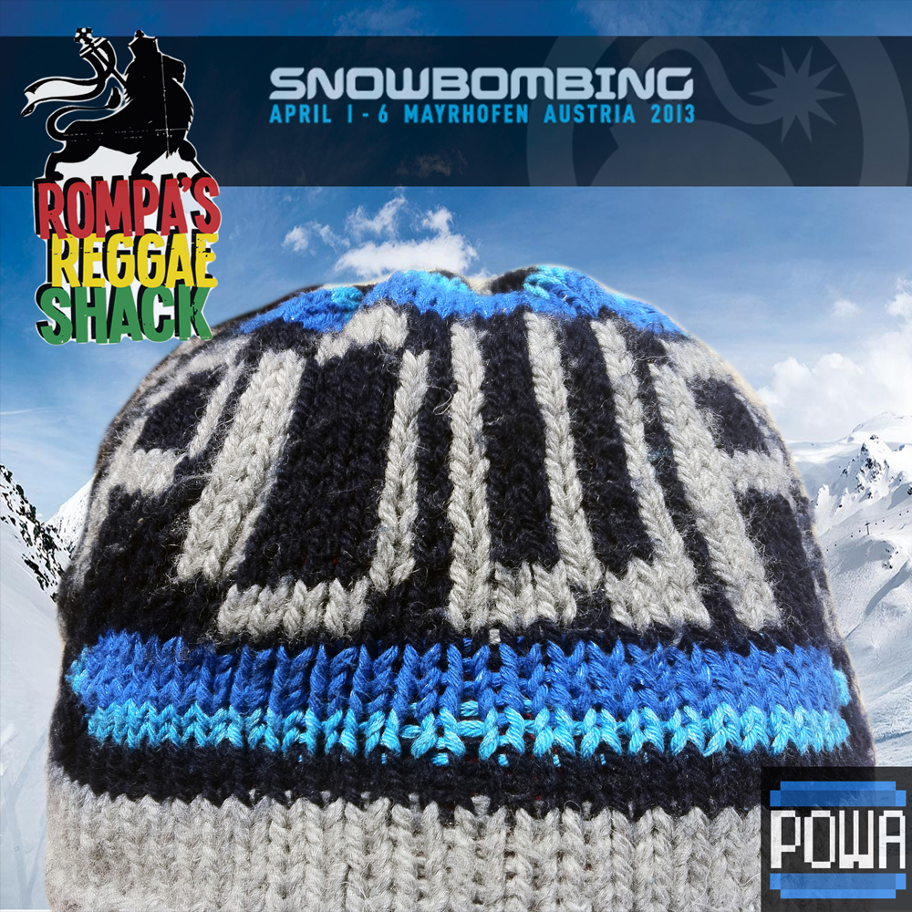 Max Powa's Mix for Rompa's Reggae Shack @ Snowbombing 2013